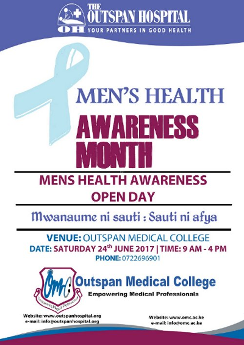 Men's Health Open Day
