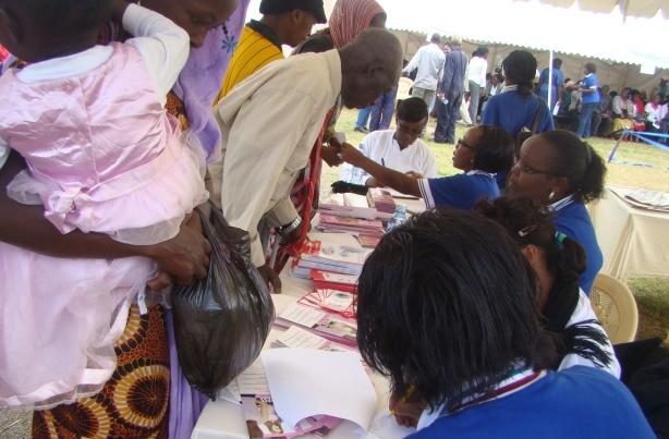 Tiba Kwa Wote Medical Camp