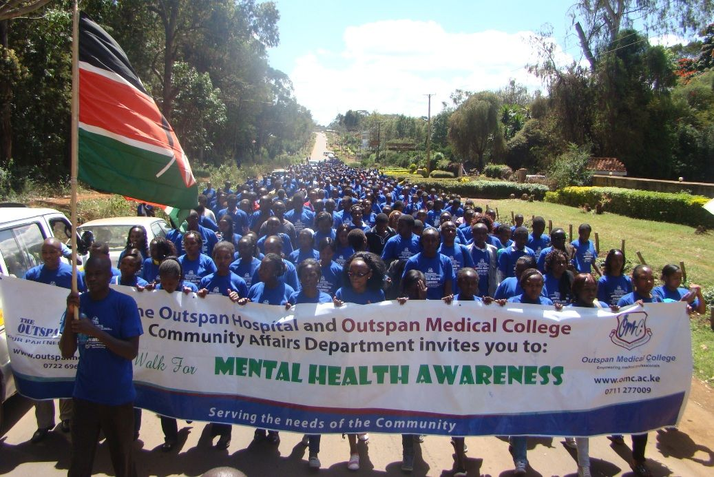 Youth and Adolescents Open Day (Mental Health Walk)